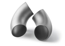 Titanium 45° and 90° Elbows