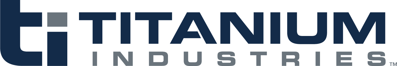 Titanium Industries Full Logo